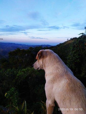 """Um pouco do Campo Escola de Montanhismo, Pedra do Om 🕉️ """"Alma na montanha, montanha na alma"""""""