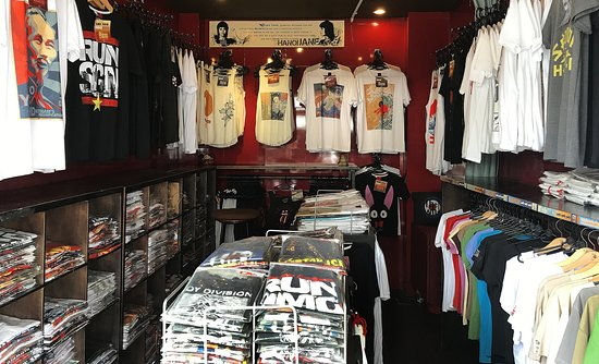 Saigon Jane T-shirt Shop