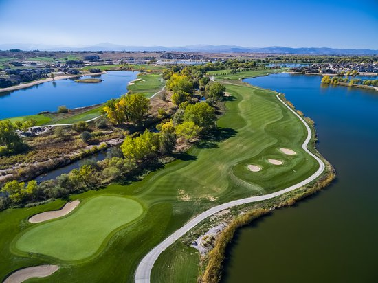 Pelican Lakes Golf Club: The second hole at Pelican Lakes is the first par 5 players will face. It's a challenging dogleg right that is easily reachable for long hitters, but birdies can still be found for the short knockers. Birdies come in abundance on this hole.