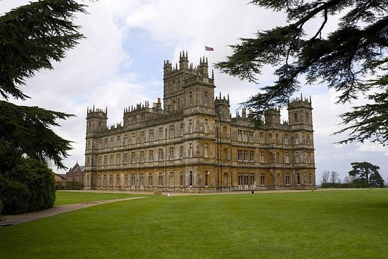 Small-Group 'Downton Abbey' and...