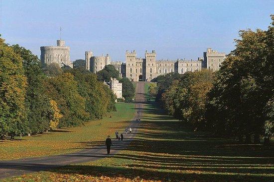 客製化溫莎城堡、巨石陣和牛津一日遊