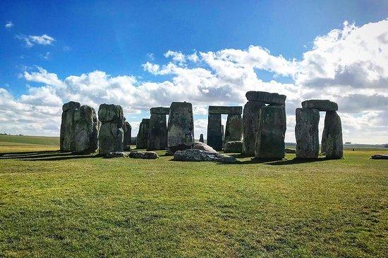 Matebuss fra London til Stonehenge og...