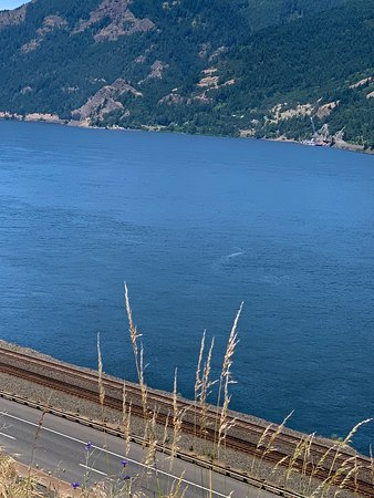 Great place along the Columbia River Gorge