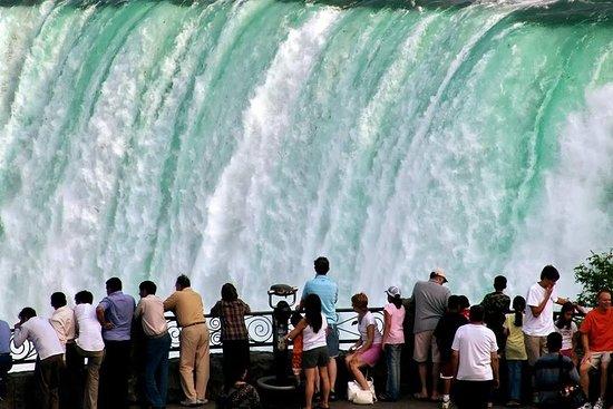 Niagara Falls Sightseeing Day Tour from...