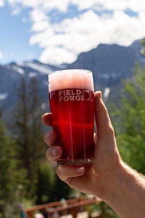 The Field & Forge Blackberry Kölsch
