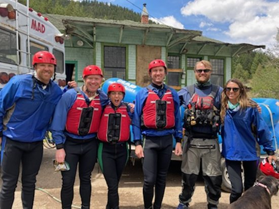 Unrivaled rafting experience