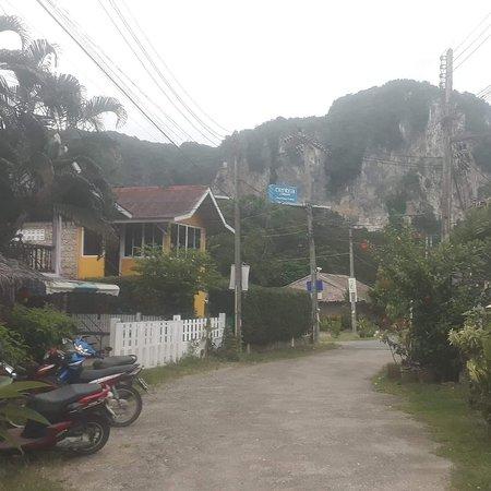 Ao Nang, Tayland: ยินดีต้อนรับและขอบคุณทุกคน