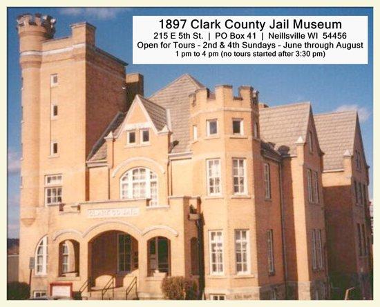 1897 Clark County Jail Museum