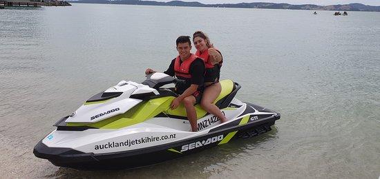 Jet Ski Hire Auckland