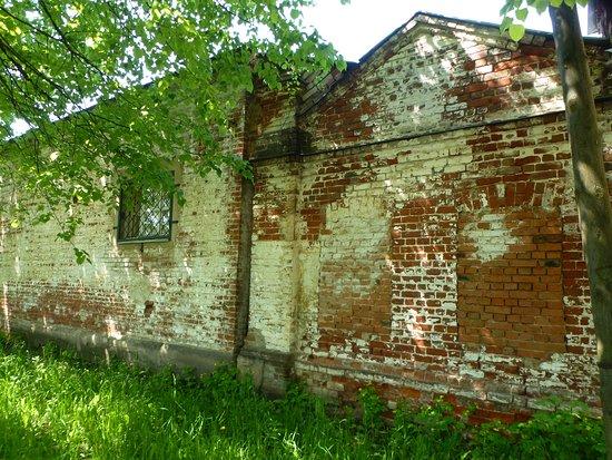 Nikolaya Chudotvortsa Church at the Prison Castle