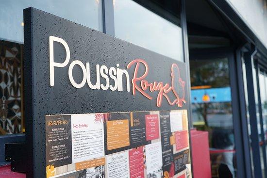 Le Poussin Rouge