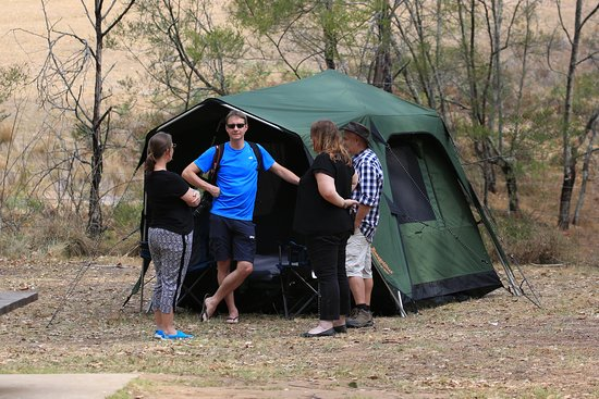 Great Camping Adventures