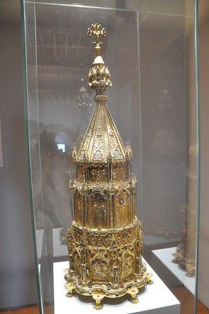 Reliquiario della Santa testa di San Galgano