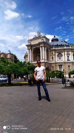 Одесский оперный театр 😉