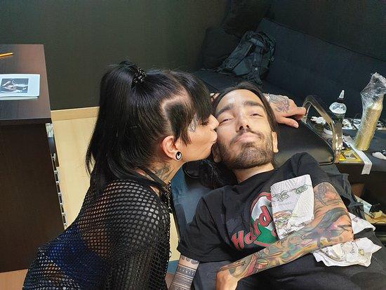 Ilioupoli, Grécia: Raiden Tattoo