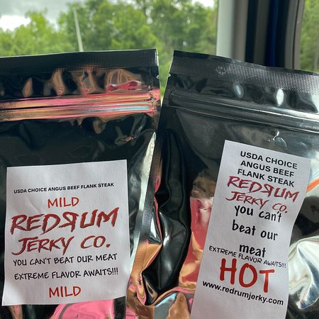 Fairburn, GA: Best beef 🥩 jerky in Georgia 😋