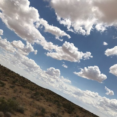 Xorazm Province, อุซเบกิสถาน: Чистое небо в пустыне Хорезма