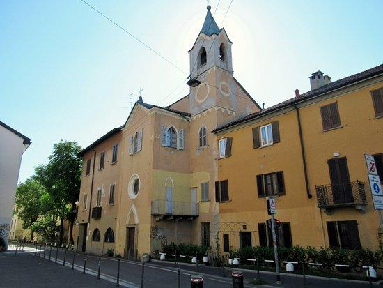 Chiesa Di Santa Maria Del Sasso
