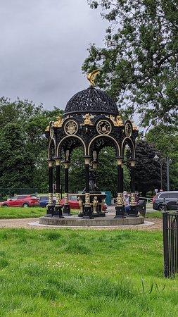 Bailie James Martin Memorial Drinking Fountain