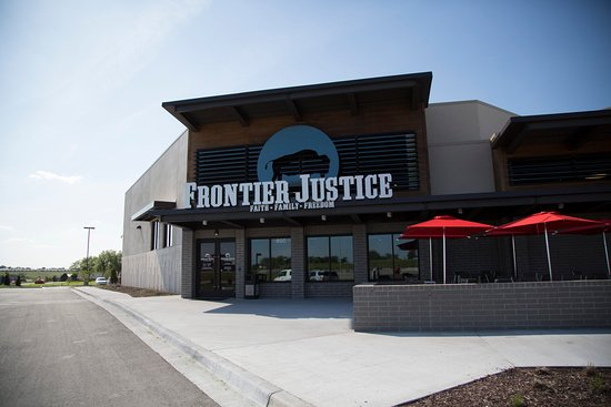 Frontier Justice in Lee's Summit, MO