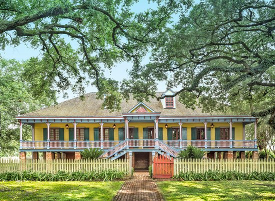 Laura: Louisiana's Creole Heritage Site
