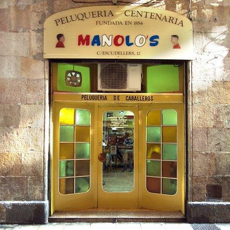 Barbería Manolo's