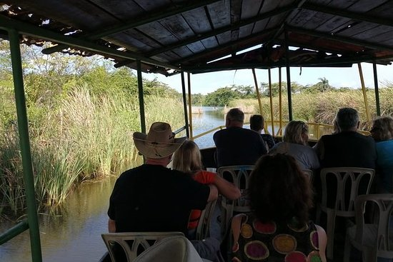 Ecological Park & Boat ride on the River