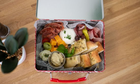 Adult Lunchables Picture Of Twisted Sheep Pizza Brew Naples Tripadvisor