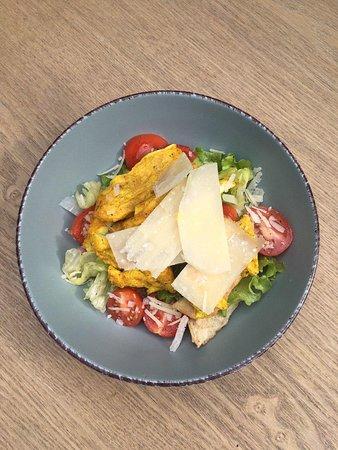 Salads in Sympatia