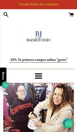 Provincia de Sevilla, España: Web:https://bazar-juanjo.com/ Facebook:https://www.facebook.com/BazarJuanjoUtrera/ Instagram:https://www.instagram.com/00chenguan/