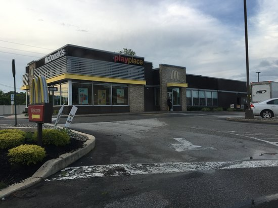 McDonald's in Woodbury Heights