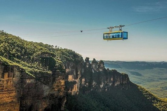All-Inclusive Blue Mountains Tour in a...