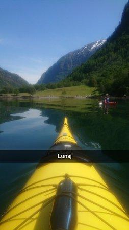 Location for lunsj