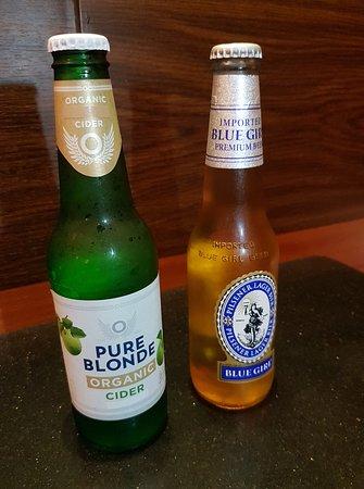 Pure Blonde 蘋果酒、藍妹啤酒