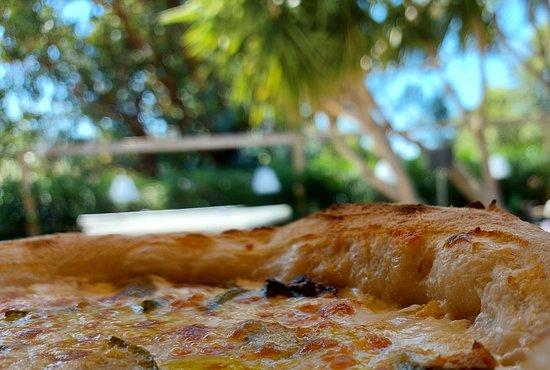 Pizza Reine (Matrice Kefiran)