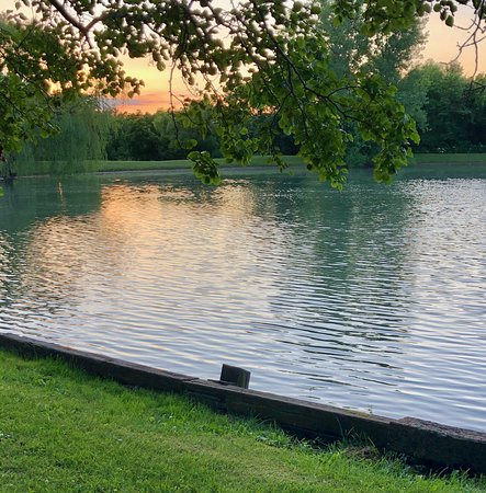 Lone Jack, MO: You can't beat the view at sunset!