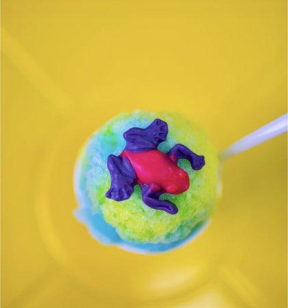 Frogger Snoball