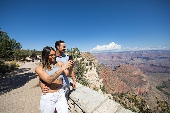Grand Canyon National Park VIP-tur fra Las Vegas