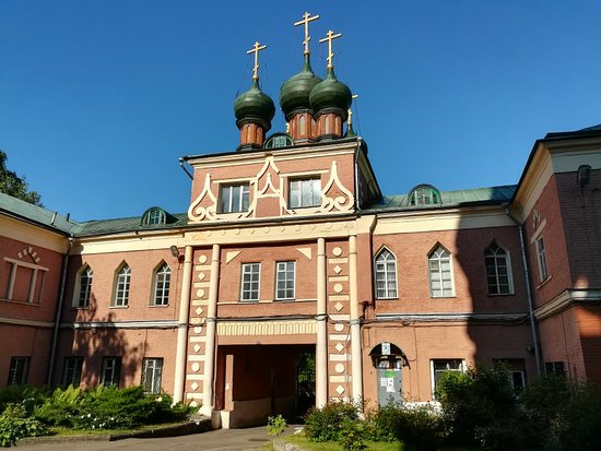 Gate Church of the Exaltation of the Holy Cross