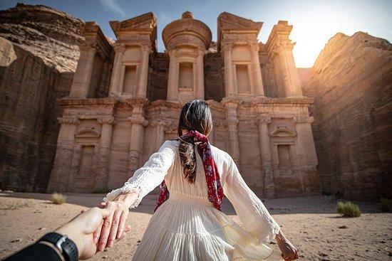 Full-Day Petra Tour från Amman
