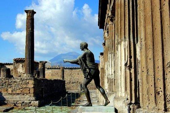 Dagtrip naar Pompeï en Sorrento vanuit ...