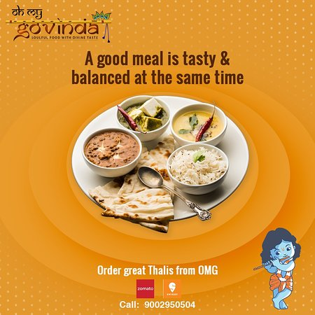 Try our best seller Maharaja Thali
