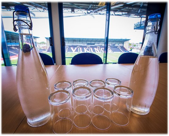 Book you conference with a view of our I-pitch