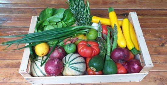 Légumes du jour
