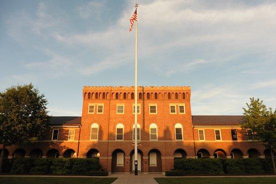 Washington DC, Distrito de Columbia: Marine Barracks