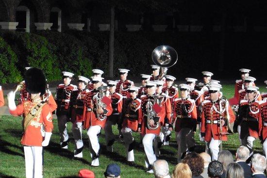 Washington DC, Distrito de Columbia: Marine Parade