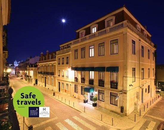 As Janelas Verdes Inn, a Lisbon Heritage Collection, hoteles en Lisboa