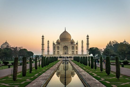 Privat Tajmahal Sunrise Tour Dagstur...