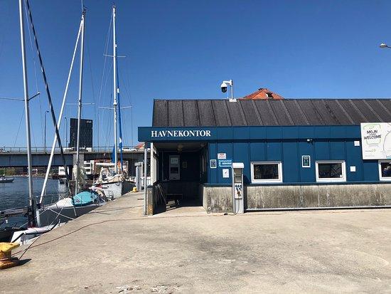 Sonderborg Havnekontor Sondebrorg Havn