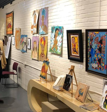 Mayfield, KY: 2020 African-American Artists' Show.